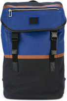 Ps By Paul Smith double straps structured backpack