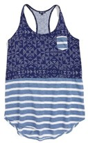 Splendid Girl's Deckhouse Cover-Up Tank Dress