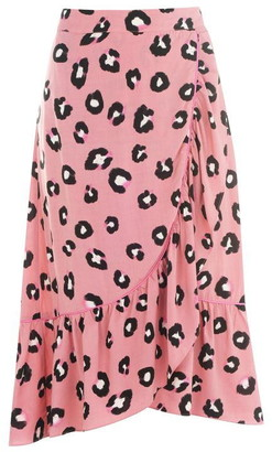 Sofie Schnoor Sofie Wrap Skirt