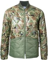 Bedwin&the Heartbreakers Bedwin & The Heartbreakers camouflage print jacket