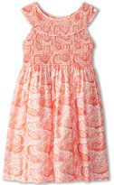 Elephantito Smocked Dress (Toddler/Little Kids/Big Kids)