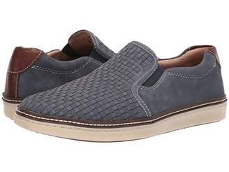 Johnston & Murphy McGuffey Woven Casual Slip-On Sneaker