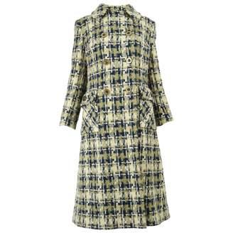 Aquascutum London Multicolour Wool Coats
