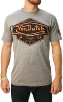 Von Dutch Men's American Heritage Graphic T-Shirt