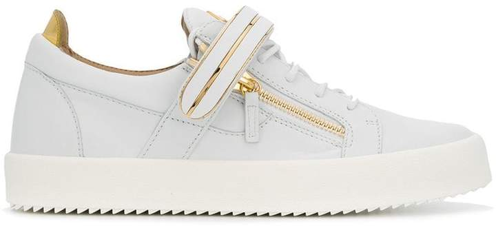 Giuseppe Zanotti Design Archer low-top sneakers