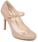 Jessica Simpson Raelyn Patent Leather Stiletto Pumps