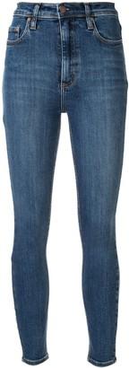 Nobody Denim Siren Skinny Ankle Prime jeans
