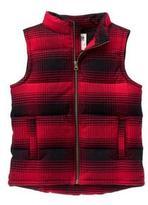 Gymboree Flannel Vest