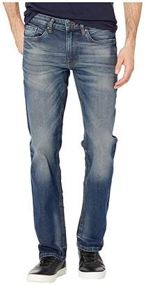 Buffalo David Bitton Six-X Straight Leg Jeans in Indigo (Indigo) Men's Jeans