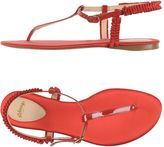 Arfango Toe strap sandals