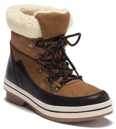 Aldo Ethialia Waterproof Fleece Lined Snow Boot