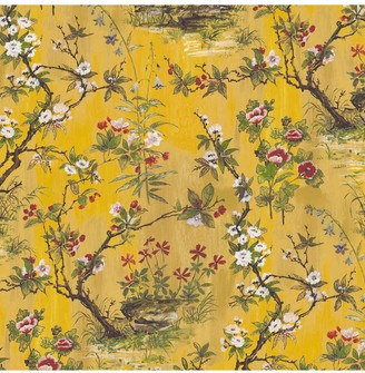 Rivington Yellow Wallpaper