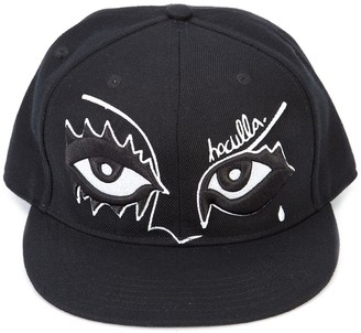 Haculla Eye Embroidered Patch Cap