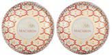 Voluspa 2-Wick Maison Metallo Macaron Candles (11 OZ) (Set of 2)