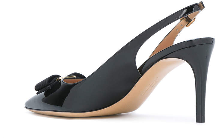 Salvatore Ferragamo slingback pumps