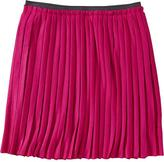 Old Navy Girls Accordion-Pleat Jersey Skirts