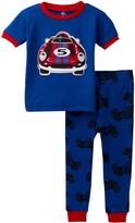 Petit Lem Race Car Pajama (Baby Boys)