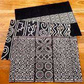 Tribal Screen Print Placemat Sets of 4