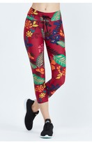 The Upside Red Lantern NYC Capri Pant