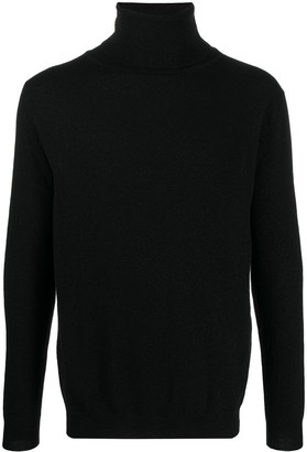 Laneus Roll Neck Sweater
