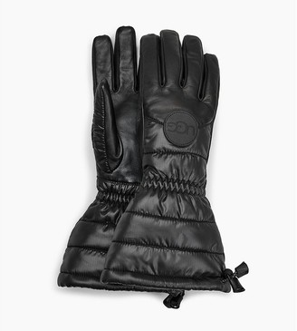 UGG PERFORMANCE GLOVE - BLACK, LARGE/EXTRA LARGE