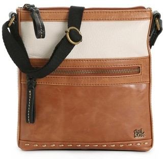 The Sak Pax Leather Crossbody Bag