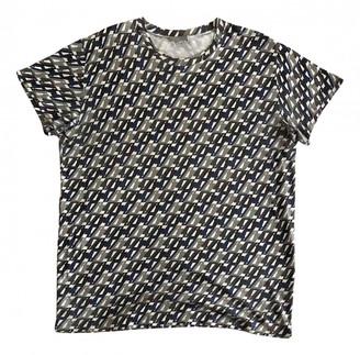 Christian Dior Grey Cotton T-shirts