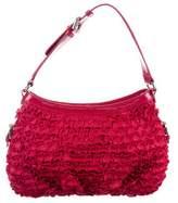 Moschino Cheap & Chic Moschino Cheap and Chic Ruffled Shoulder Bag