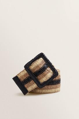 Seed Heritage Stripe Reversible Belt
