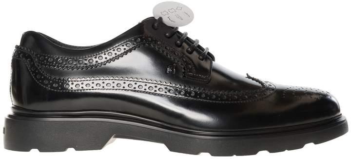 Hogan H304 New Route Derby Shoes