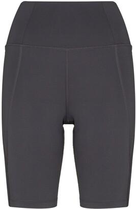 Girlfriend Collective Compressive High Rise Bike Shorts