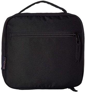 JanSport Lunch Break (Black) Backpack Bags