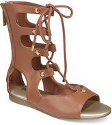 Michael Kors Demi Carly Sandals, Little Girls (11-3) & Big Girls (3.5-7)