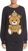 Moschino Women's Teddy Bear Sweater