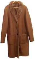 Joseph Camel Fur Coats