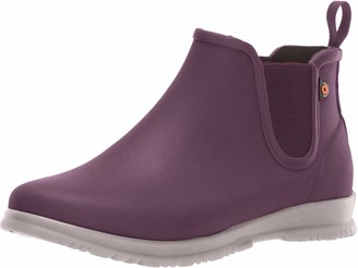 Bogs womens Sweetpea Ankle Height Rubber Rain Boot