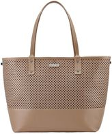 Bed Bath & Beyond SKIP*HOP® Duet 2-in-1 Diaper Tote in Taupe