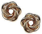Anna & Ava Knot Stud Earrings