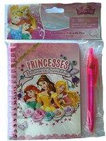 Disney Princess Journal With Pen