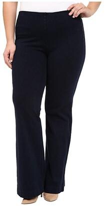 Lysse Plus Size Denim Trousers (Indigo) Women's Jeans