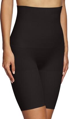 Flexee Maidenform Women's Shapewear Hi Waist Thigh Slimmer