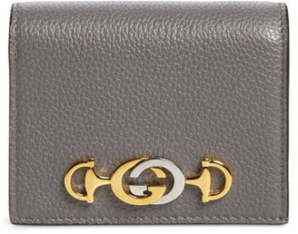 Gucci Gucci655 Leather Wallet on a Chain