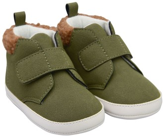 Carter's Baby Boy Single Strap Bootie Crib Shoes
