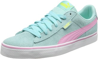 Puma Unisex Kids 1948 Vulc Jr Low-Top Sneakers
