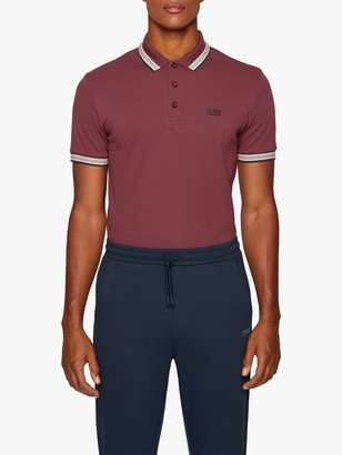 HUGO BOSS Paddy Short Sleeve Polo Shirt