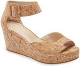Pelle Moda Koko Platform Wedge Sandal