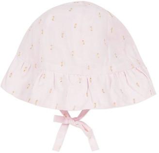 Absorba Baby Girl Hat Peach