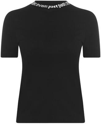 Just Cavalli Tape Hn t Shirt