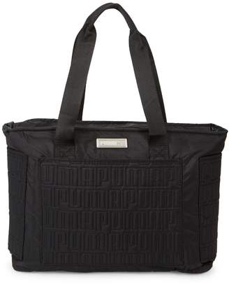 Puma Quilted Logo Tote
