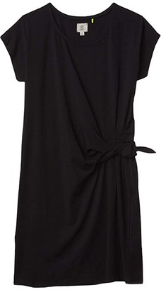 tasc Performance All Day Dress (Black) Women's Dress